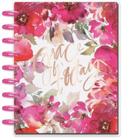 Me and My Big Ideas - 2020 Classic Happy Planner - Spring Floral Faith - 12 Months (Dated, Faith) (Exclusive)