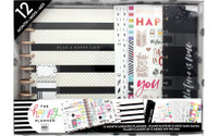 The Happy Planner - Me and My Big Ideas - 12 Month Box Kit (Undated, Vertical)