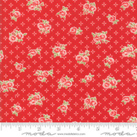 Moda Fabric - Early Bird - Bonnie & Camille - Sweet Red #55191 11