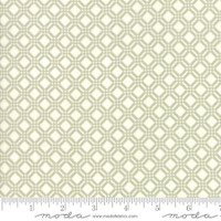 Moda Fabric - Early Bird - Bonnie & Camille - Check Gray #55193 14