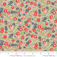Moda Fabric - Early Bird - Bonnie & Camille - Rosie Gray #55194 14