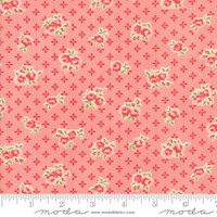 Moda Fabric - Early Bird - Bonnie & Camille - Sweet Pink #55191 13