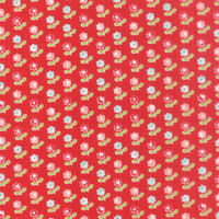 Moda Fabric - Vintage Picnic - Bonnie & Camille - Red #55121-11
