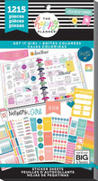 Me and My Big Ideas - The Happy Planner - Value Pack Stickers - Boss Babe