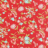 Moda Fabric - Vintage Picnic - Bonnie & Camille - Red #55125-11