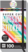 Me and My Big Ideas - The Happy Planner - Mega Value Pack Stickers - Rainbow - 100 Sheets!