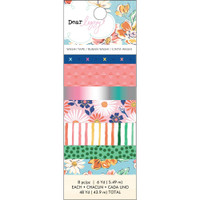 Dear Lizzy - She's Magic - Washi Tape - Set of 8