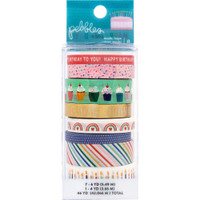 Pebbles - Washi Tape Set - Happy Cake Day