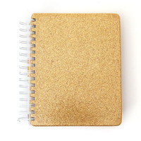 Paper House - Gold Glitter - 18 Month Planner (Undated, Vertical)