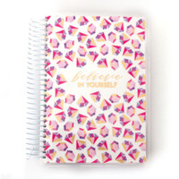 Paper House - Student - 12 Month Mini Planner (Undated, Horizontal)