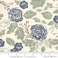 Moda Fabric - Harvest Road - Lella Boutique - Eggshell #5100 12