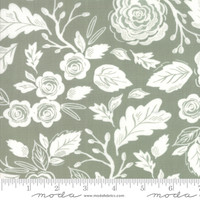 Moda Fabric - Harvest Road - Lella Boutique - Sage #5100 14