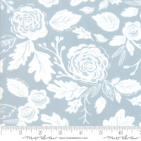 Moda Fabric - Harvest Road - Lella Boutique - Smokey Sky #5100 15