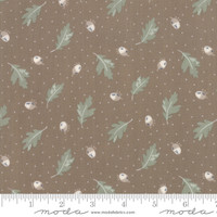 Moda Fabric - Harvest Road - Lella Boutique - Chestnut #5101 13