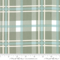 Moda Fabric - Harvest Road - Lella Boutique - Sage #5102 14