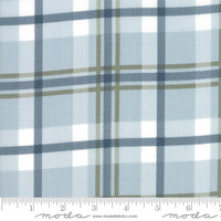 Moda Fabric - Harvest Road - Lella Boutique - Smokey Sky #5102 15