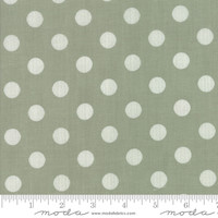 Moda Fabric - Harvest Road - Lella Boutique - Sage #5103 14
