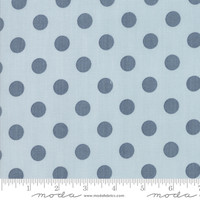 Moda Fabric - Harvest Road - Lella Boutique - Smokey Sky #5103 15