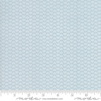 Moda Fabric - Harvest Road - Lella Boutique - Smokey Blue #5105 25