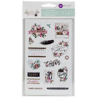 My Prima Planner - Havana Rose Stickers