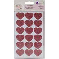 My Prima Planner - Love Story Heart Stickers