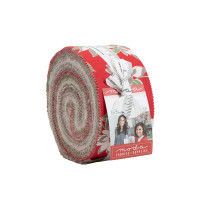 Moda Fabric Precuts Jelly Roll - At Home by Bonnie & Camille (Bonnie)