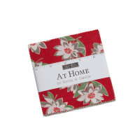 Moda Fabric Precuts Charm Pack - At Home by Bonnie & Camille (Bonnie)