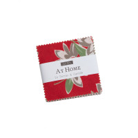 Moda Fabric Precuts - Mini Charm - At Home by Bonnie & Camille (Bonnie)