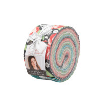 Moda Fabric Precuts Jelly Roll - Bloomington by Lella Boutique