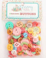 Riley Blake Designs - Lori Holt - Granny Chic Little Buttons