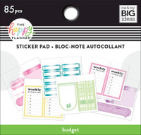 The Happy Planner - Me and My Big Ideas - Tiny Stickers Pad - Budget
