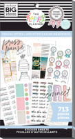 The Happy Planner - Me and My Big Ideas - Value Pack Stickers - Digital Detox (#713)