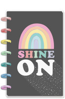 The Happy Planner - Me and My Big Ideas - Mini Happy Notes - Shine On (Dot Grid)