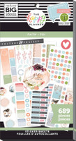 The Happy Planner - Me and My Big Ideas - Value Pack Stickers - Faith Be Still (#689)