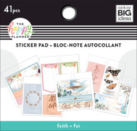 The Happy Planner - Me and My Big Ideas - Tiny Stickers Pad - Faith