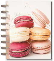 The Happy Planner - Me and My Big Ideas - Classic Happy Planner - Bon Appetit (Recipe Organizer)