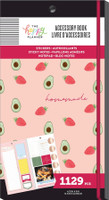 The Happy Planner - Me and My Big Ideas - Accessory Book - Recipe