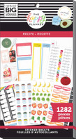 The Happy Planner - Me and My Big Ideas - Value Pack Stickers - Recipe (#1282)