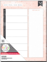 The Happy Planner - Me and My Big Ideas - Block Pad Paper - Recipe