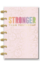 The Happy Planner - Me and My Big Ideas - Mini Happy Planner - Fitness (Undated, Vertical)