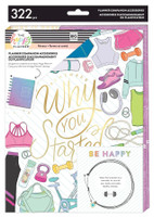 The Happy Planner - Me and My Big Ideas - Fitness Planner Companion - Classic