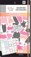 The Happy Planner - Me and My Big Ideas - Accessory Book - Fitness
