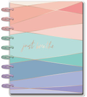 The Happy Planner - Me and My Big Ideas - Classic Happy Planner - Wellness (Undated, Vertical)