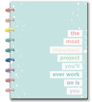 The Happy Planner - Me and My Big Ideas - Classic Happy Notes - Wellness (Dotted Line)