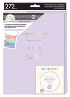 The Happy Planner - Me and My Big Ideas - Wellness Planner Companion - Classic