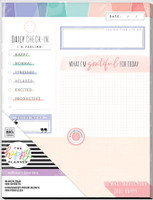 The Happy Planner - Me and My Big Ideas - Block Pad Paper - Wellness