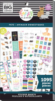 The Happy Planner - Me and My Big Ideas - Value Pack Stickers - Fur Babies (#1095)