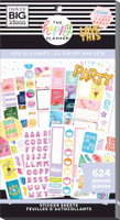 The Happy Planner - Me and My Big Ideas - Value Pack Stickers - Life is a Party (#624)