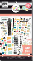 The Happy Planner - Me and My Big Ideas - Value Pack Stickers - Goals (#683)