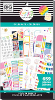 The Happy Planner - Me and My Big Ideas - Value Pack Stickers - Celebrate (#659)